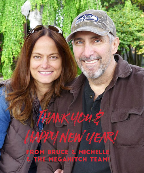 Michelle and Bruce