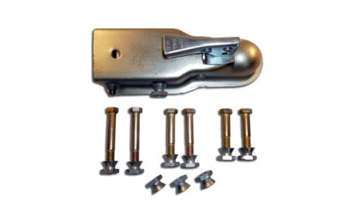 security nut and bolt kit