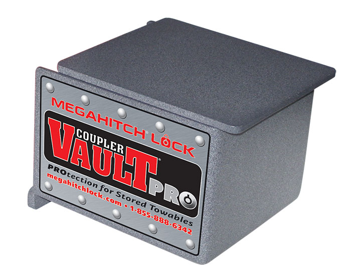 Megahitch coupler lock